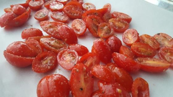grape tomatoes